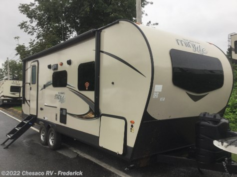 New 2019 Forest River Rockwood Mini Lite 2511S For Sale by Chesaco RV - Frederick available in Frederick, Maryland
