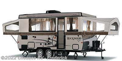 Stock Image for 2013 Forest River Rockwood HW276 (options and colors may vary)