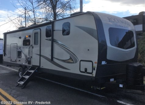 New 2019 Forest River Rockwood Ultra Lite 2912BSD For Sale by Chesaco RV - Frederick available in Frederick, Maryland