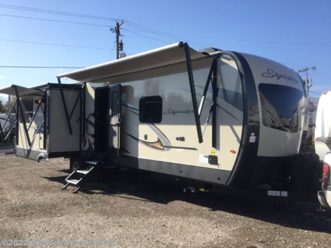 New 2019 Forest River Rockwood Signature Ultra Lite 8329SS For Sale by Chesaco RV - Frederick available in Frederick, Maryland