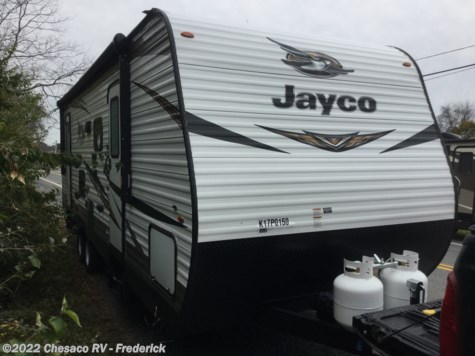 New 2019 Jayco Jay Flight SLX 244BHS For Sale by Chesaco RV - Frederick available in Frederick, Maryland