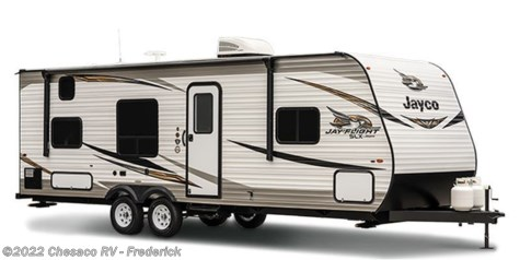 New 2019 Jayco Jay Flight SLX 287BHS For Sale by Chesaco RV - Frederick available in Frederick, Maryland