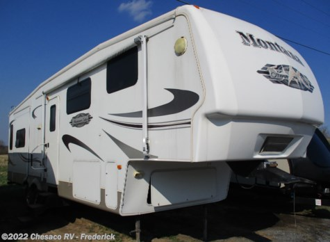 Used 2008 Keystone Montana Mountaineer 327RLT For Sale by Chesaco RV - Frederick available in Frederick, Maryland