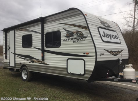 New 2019 Jayco Jay Flight SLX 195RB For Sale by Chesaco RV - Frederick available in Frederick, Maryland
