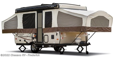 New 2019 Forest River Rockwood Freedom 2318G For Sale by Chesaco RV - Frederick available in Frederick, Maryland