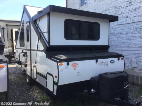 New 2019 Forest River Rockwood Hard Side A214HW For Sale by Chesaco RV - Frederick available in Frederick, Maryland