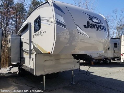 New 2018 Jayco Eagle HT 24.5CKTS For Sale by Chesaco RV - Frederick available in Frederick, Maryland