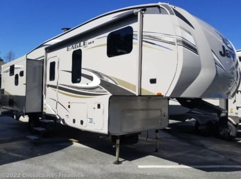 New 2018 Jayco Eagle HT 28.5RSTS For Sale by Chesaco RV - Frederick available in Frederick, Maryland