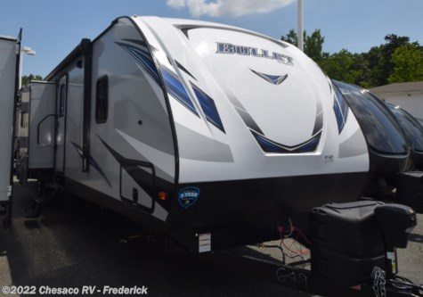 New 2019 Keystone Bullet 330BHS For Sale by Chesaco RV - Frederick available in Frederick, Maryland