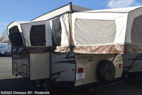 New 2018 Forest River Rockwood HW296 For Sale by Chesaco RV - Frederick available in Frederick, Maryland