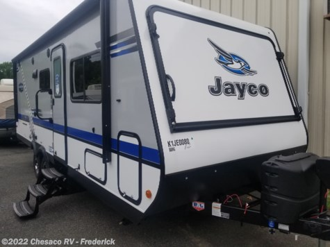 New 2019 Jayco Jay Feather X23E For Sale by Chesaco RV - Frederick available in Frederick, Maryland