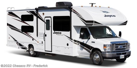 Stock Image for 2019 Jayco Redhawk 24B (options and colors may vary)