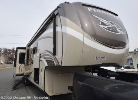 New 2019 Jayco Pinnacle 36FBTS For Sale by Chesaco RV - Frederick available in Frederick, Maryland