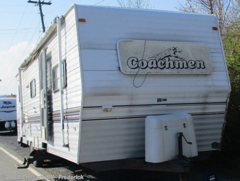 Used 2000 Coachmen Catalina 364TBS For Sale by Chesaco RV - Frederick available in Frederick, Maryland