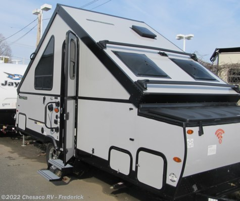 New 2019 Forest River Rockwood Hard Side Extreme Sports Package A213HWESP For Sale by Chesaco RV - Frederick available in Frederick, Maryland
