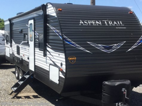 New 2020 Dutchmen Aspen Trail 2910BHS For Sale by Chesaco RV - Frederick available in Frederick, Maryland