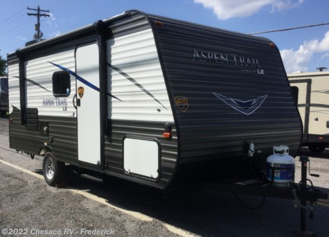New 2020 Dutchmen Aspen Trail 1760BH For Sale by Chesaco RV - Frederick available in Frederick, Maryland