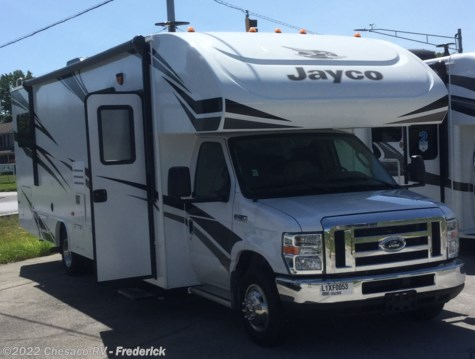 New 2020 Jayco Redhawk 31F For Sale by Chesaco RV - Frederick available in Frederick, Maryland