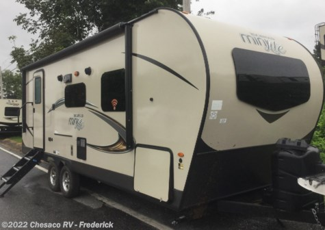 Used 2019 Forest River Rockwood Mini Lite 2511S For Sale by Chesaco RV - Frederick available in Frederick, Maryland