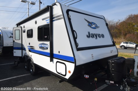 New 2019 Jayco Jay Feather X19H For Sale by Chesaco RV - Frederick available in Frederick, Maryland