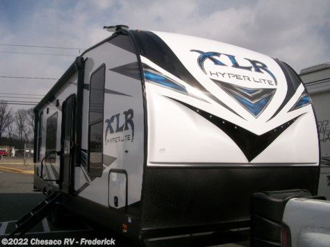 New 2019 Forest River XLR Hyperlite 25HFX For Sale by Chesaco RV - Frederick available in Frederick, Maryland