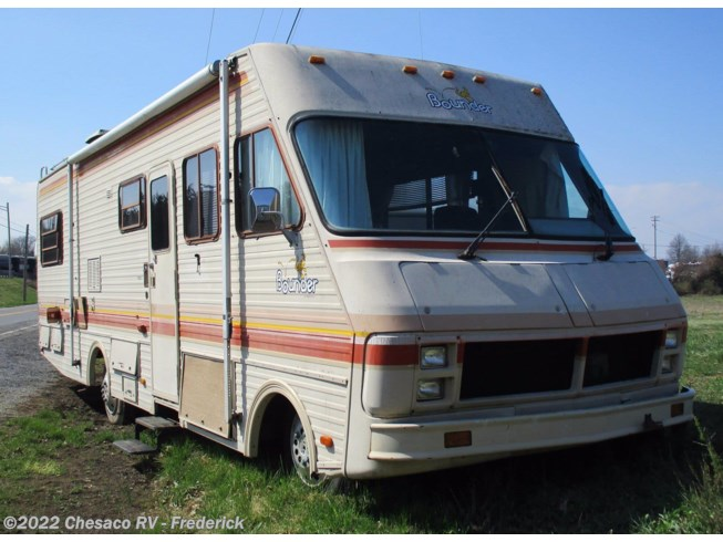 Used 1986 Fleetwood Bounder 34SB available in Frederick, Maryland