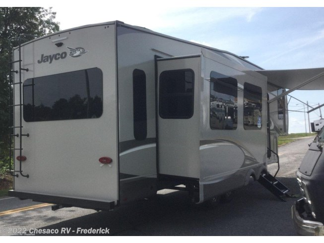 2020 Jayco Eagle 321RSTS - New Fifth Wheel For Sale by Chesaco RV in Frederick, Maryland