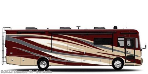 Stock Image for 2018 Tiffin Allegro Red 33 AA (options and colors may vary)