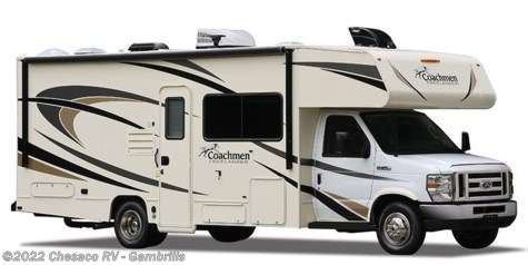 Stock Image for 2018 Coachmen Freelander 21RS (options and colors may vary)