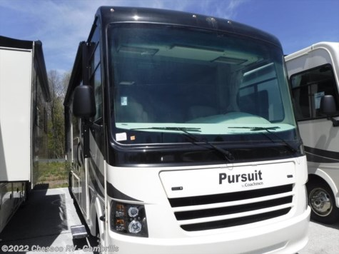 New 2019 Coachmen Pursuit 32WCPF For Sale by Chesaco RV - Gambrills available in Gambrills, Maryland