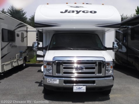 New 2019 Jayco Greyhawk 31FS For Sale by Chesaco RV - Gambrills available in Gambrills, Maryland