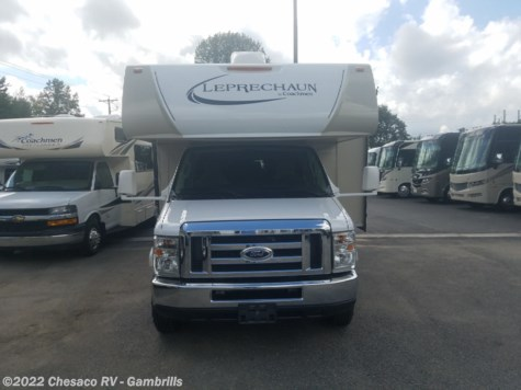 Used 2014 Coachmen Leprechaun 319DS For Sale by Chesaco RV - Gambrills available in Gambrills, Maryland