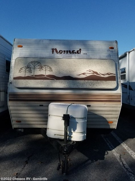 Used 1989 Skyline SKYLINE NOMAD For Sale by Chesaco RV - Gambrills available in Gambrills, Maryland