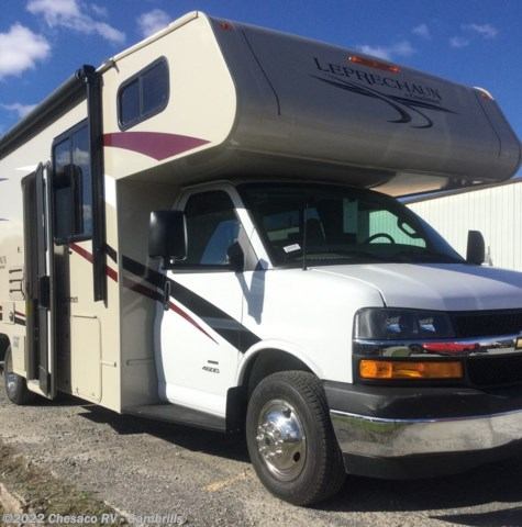 New 2019 Coachmen Leprechaun 270QBC For Sale by Chesaco RV - Gambrills available in Gambrills, Maryland