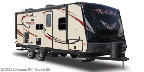 Used 2016 Prime Time Tracer 230fbs For Sale by Chesaco RV - Gambrills available in Gambrills, Maryland