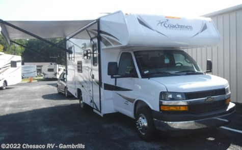 New 2020 Coachmen Freelander  21QBC For Sale by Chesaco RV - Gambrills available in Gambrills, Maryland