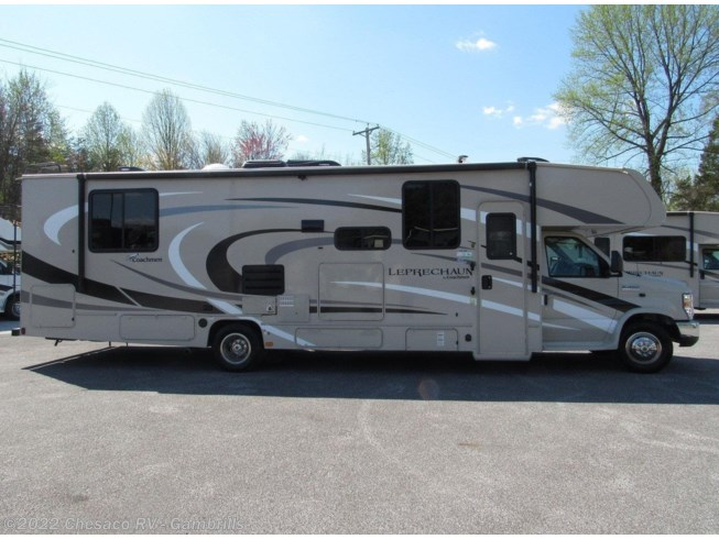 2021 Leprechaun 319MB by Coachmen from Chesaco RV in Gambrills, Maryland