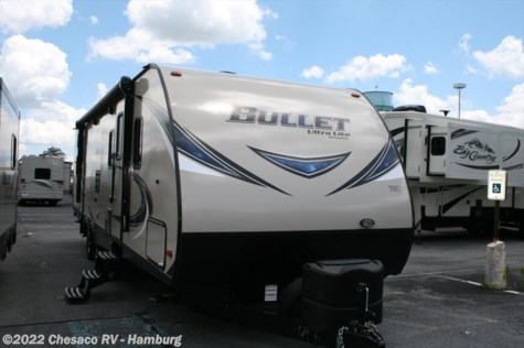 New 2018 Keystone Bullet 308BHS For Sale by Chesaco RV - Shoemakersville available in Shoemakersville, Pennsylvania