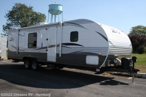Used 2016 CrossRoads Z-1 ZT278RR For Sale by Chesaco RV - Shoemakersville available in Shoemakersville, Pennsylvania