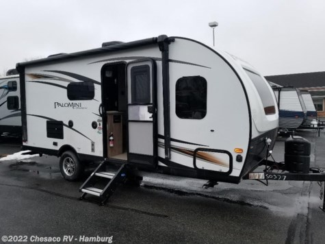 New 2019 Palomino PaloMini 177BH For Sale by Chesaco RV - Shoemakersville available in Shoemakersville, Pennsylvania