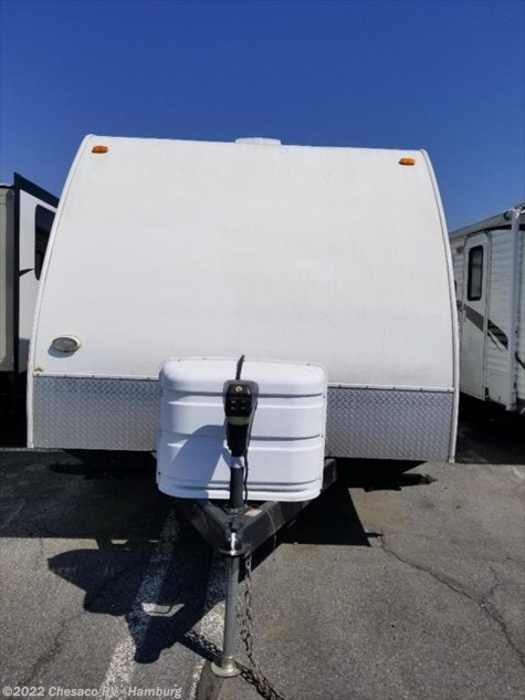 Used 2008 Keystone Passport 245RB For Sale by Chesaco RV - Shoemakersville available in Shoemakersville, Pennsylvania