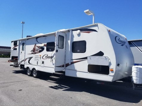 Used 2011 Keystone Cougar XLite 31SQB For Sale by Chesaco RV - Shoemakersville available in Shoemakersville, Pennsylvania