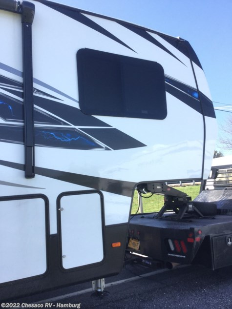 New 2019 Dutchmen Voltage V3705 For Sale by Chesaco RV - Shoemakersville available in Shoemakersville, Pennsylvania