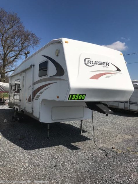 Used 2006 CrossRoads Cruiser 29RK For Sale by Chesaco RV - Shoemakersville available in Shoemakersville, Pennsylvania