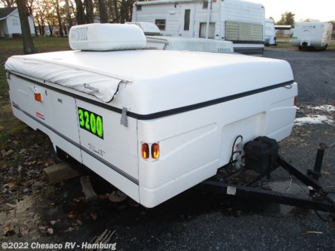 Used 2001 Coleman COLEMAN SANTA FE For Sale by Chesaco RV - Shoemakersville available in Shoemakersville, Pennsylvania