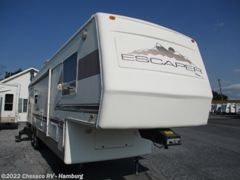 Used 1997 Damon Escaper 35RSB For Sale by Chesaco RV - Shoemakersville available in Shoemakersville, Pennsylvania