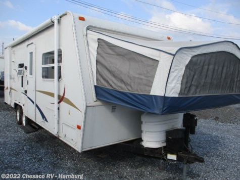 Used 2006 Jayco Jay Feather EXP 232 For Sale by Chesaco RV - Shoemakersville available in Shoemakersville, Pennsylvania
