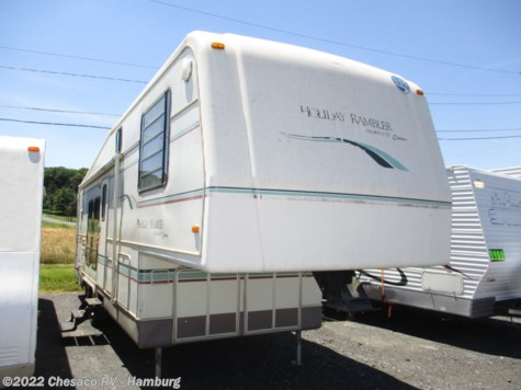 Used 1997 Holiday Rambler Aluma-Lite 32RK For Sale by Chesaco RV - Shoemakersville available in Shoemakersville, Pennsylvania
