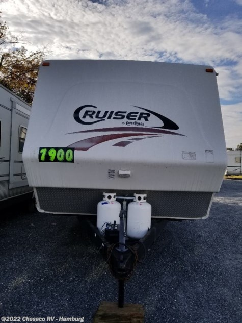 Used 2007 CrossRoads Cruiser 32BH For Sale by Chesaco RV - Shoemakersville available in Shoemakersville, Pennsylvania
