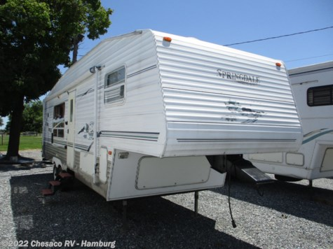 Used 2005 Keystone Springdale 280RK For Sale by Chesaco RV - Shoemakersville available in Shoemakersville, Pennsylvania